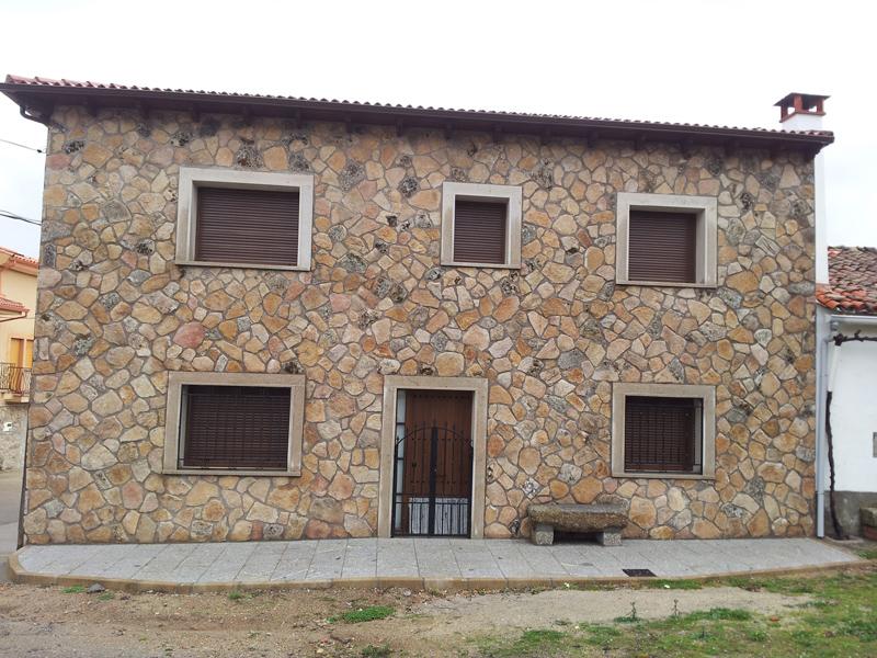 Revestimientos de fachadas y eliminaci n de humedades plabex - Revestimientos de fachadas ...